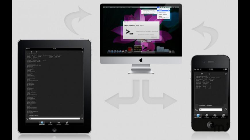 MagicalTerminal Server for Mac - review, screenshots
