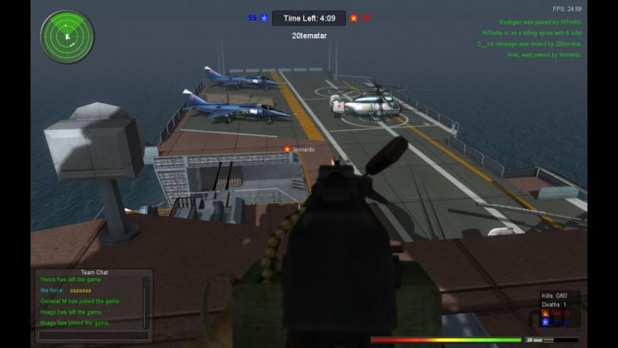 Red Crucible for Mac - review, screenshots
