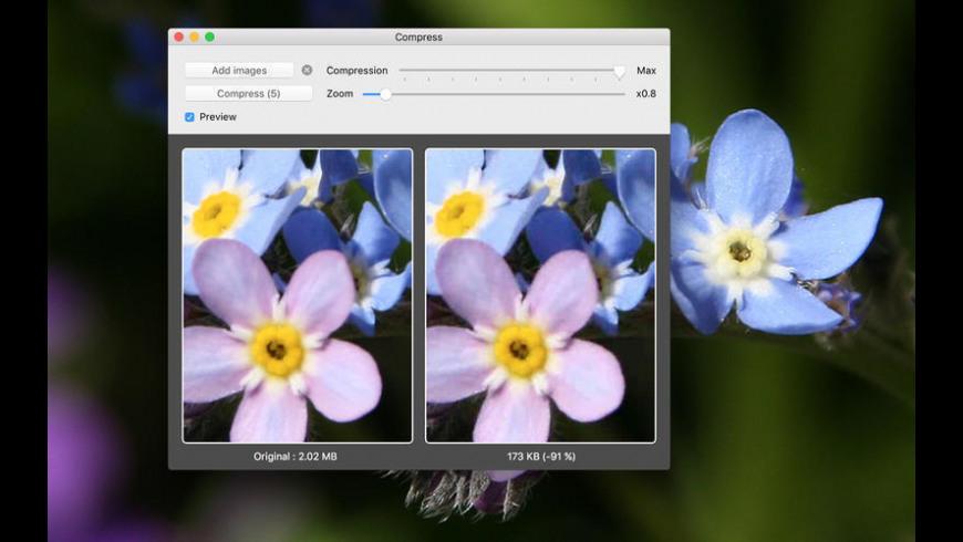 Compress for Mac - review, screenshots