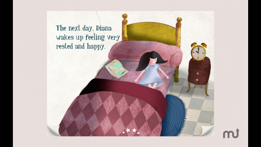 Diana Dreams About Dinosaurs for Mac - review, screenshots