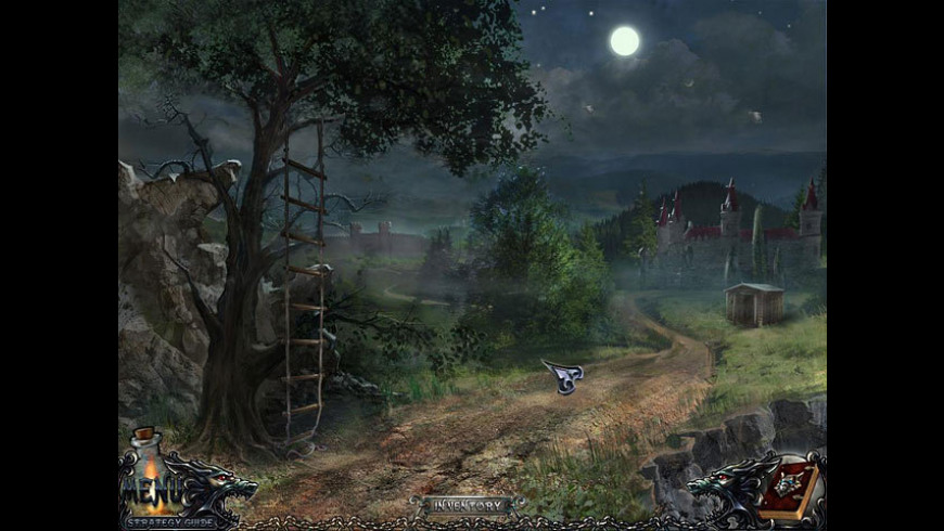 Shadow Wolf Mysteries: Curse of the Full Moon CE for Mac - review, screenshots