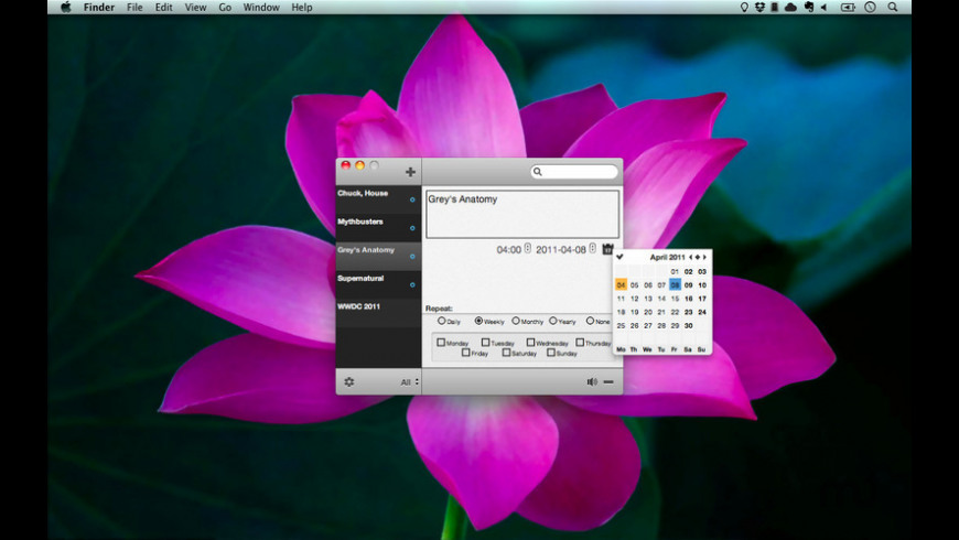 Bulb for Mac - review, screenshots