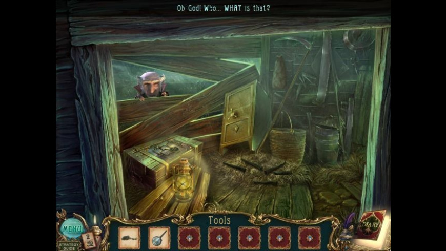 Haunted Legends: The Queen of Spades for Mac - review, screenshots