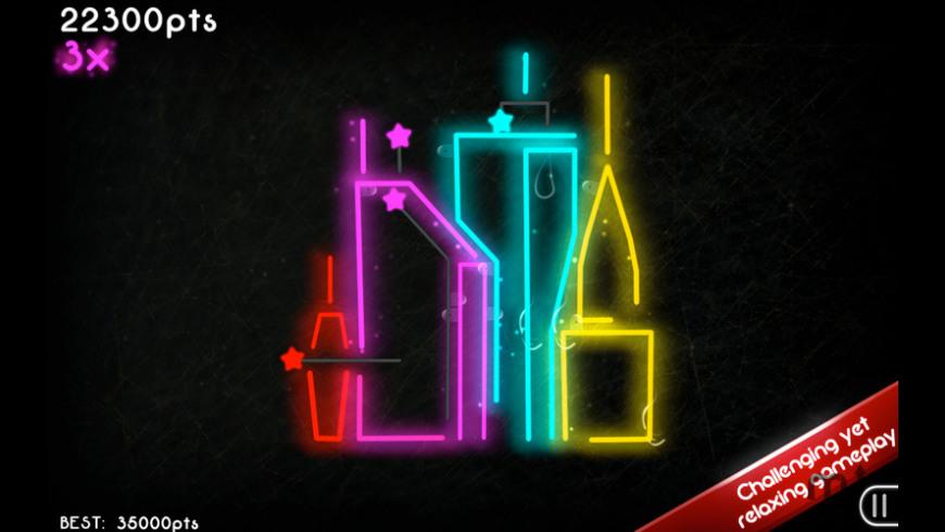 Neon Mania for Mac - review, screenshots