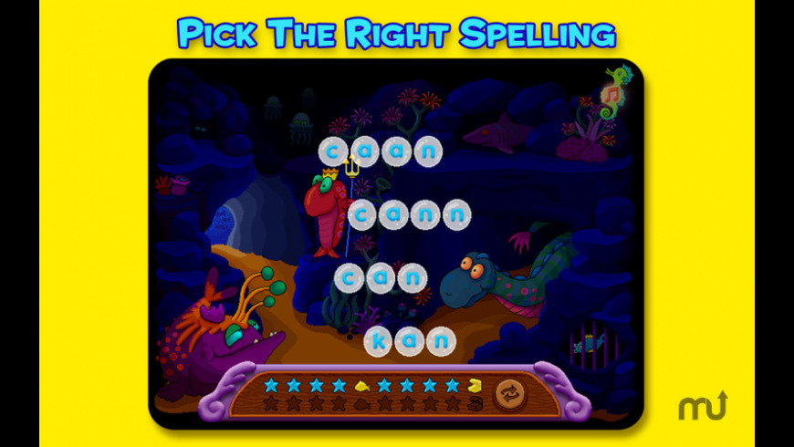 Spelling 1-2 for Mac - review, screenshots