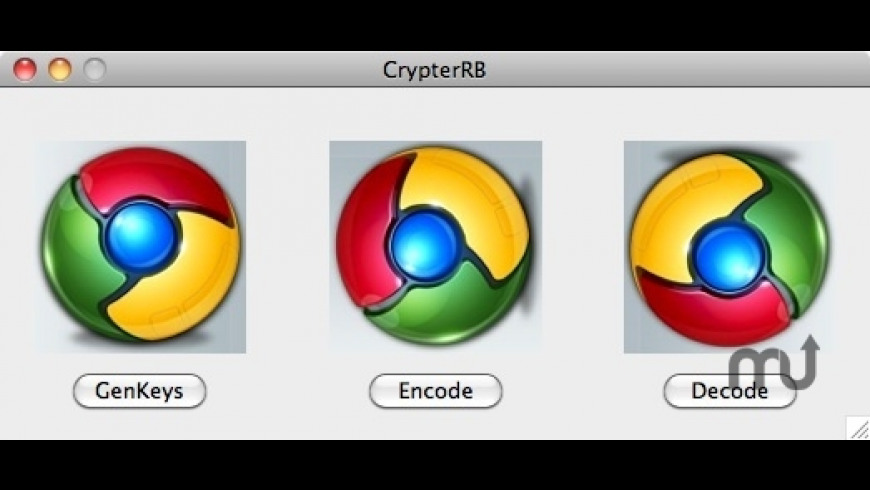 CrypterRB for Mac - review, screenshots