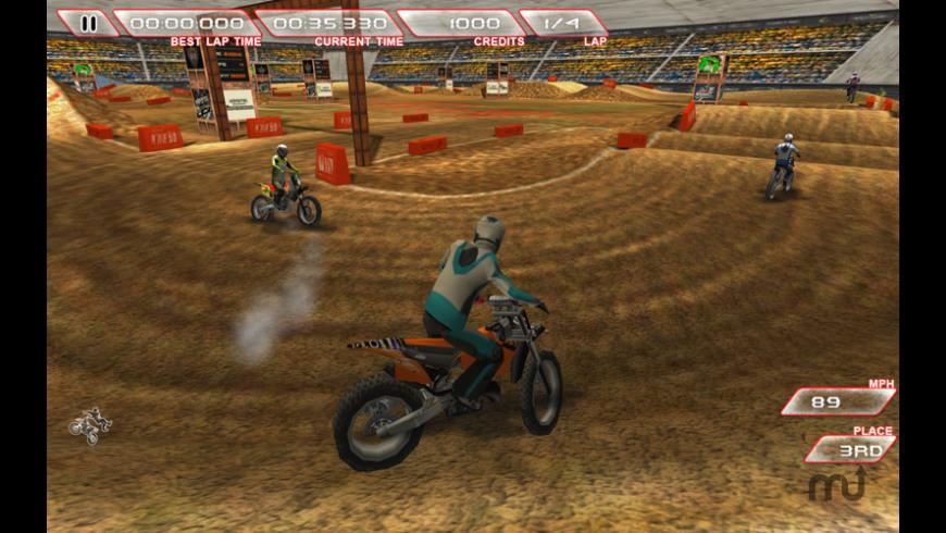 Freestyle Dirt Bike for Mac - review, screenshots