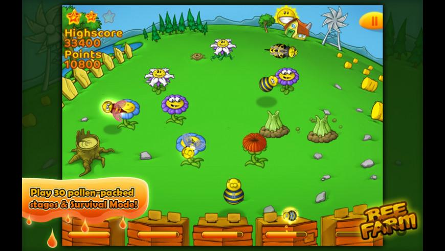 Bee Farm for Mac - review, screenshots