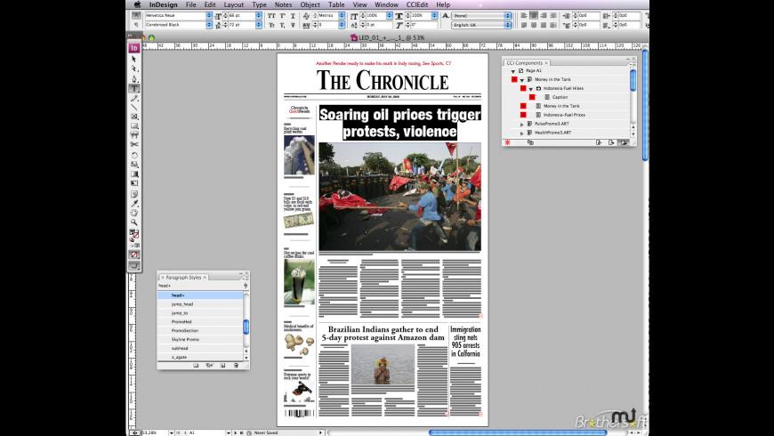 Adobe Folio Producer Tools for Mac - review, screenshots