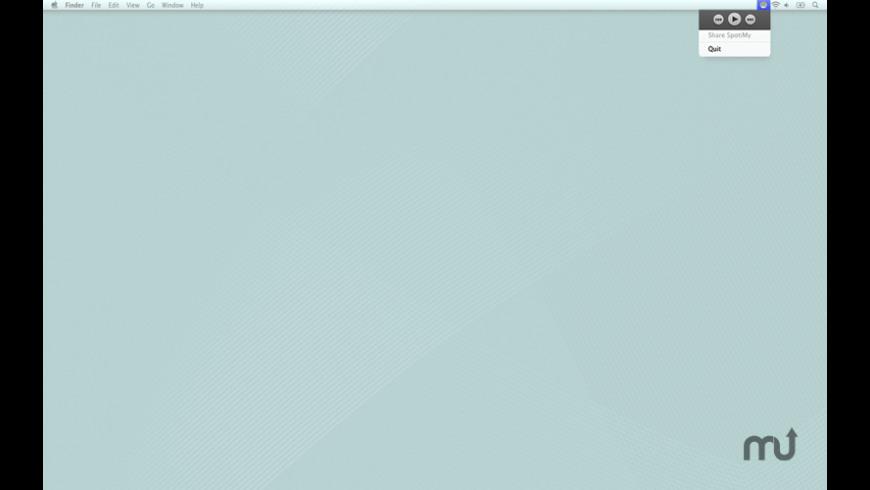 SpotiMy for Mac - review, screenshots