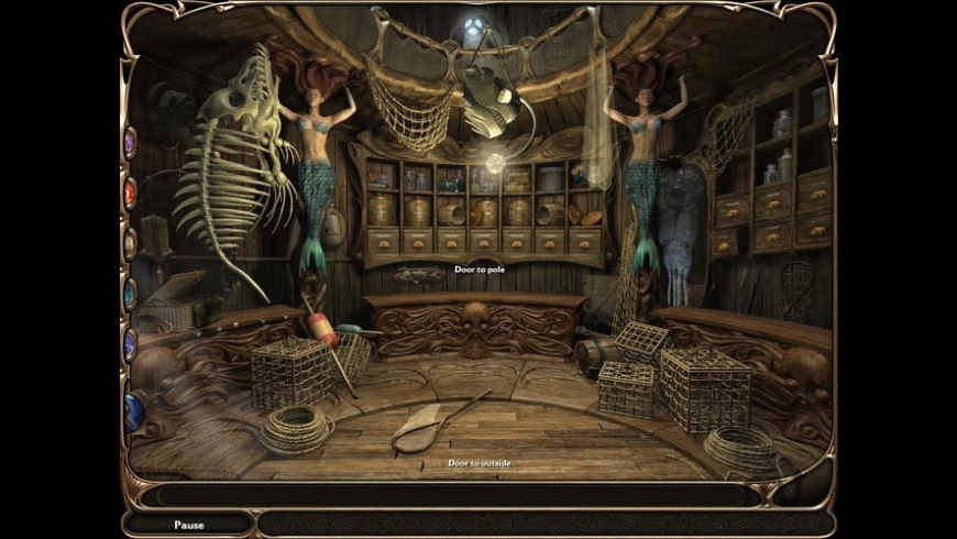 Dream Chronicles: The Book of Water for Mac - review, screenshots