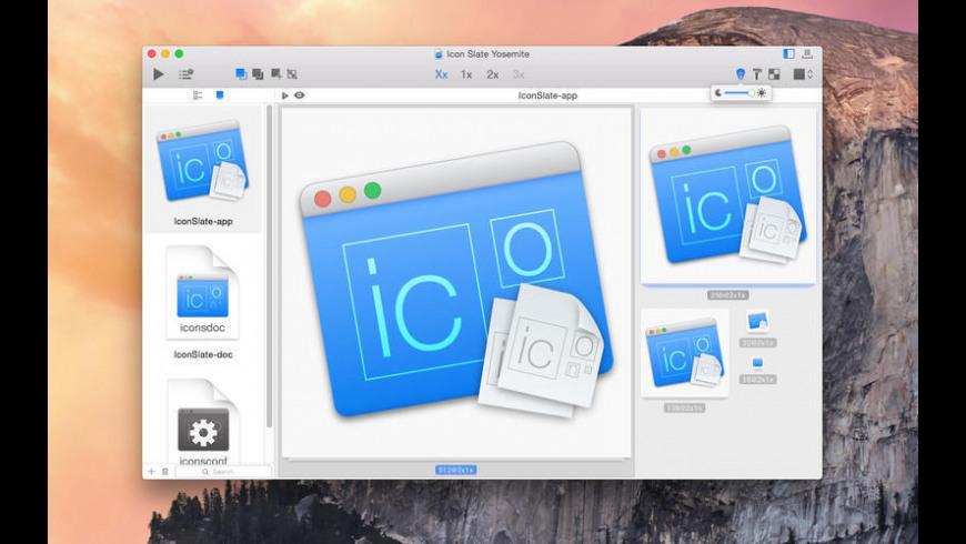 Icon Slate for Mac - review, screenshots