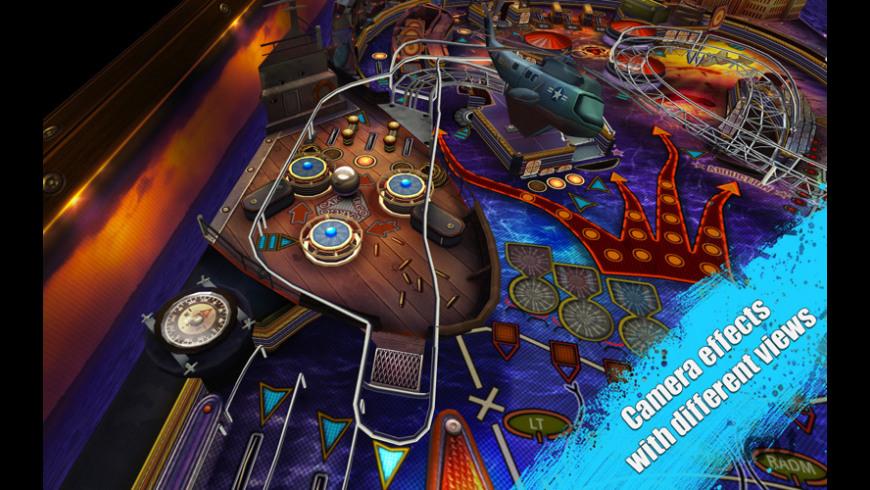 War Pinball HD for Mac - review, screenshots