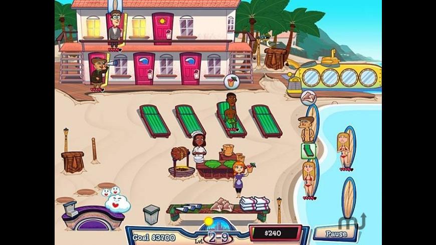 Chloe's Dream Resort for Mac - review, screenshots