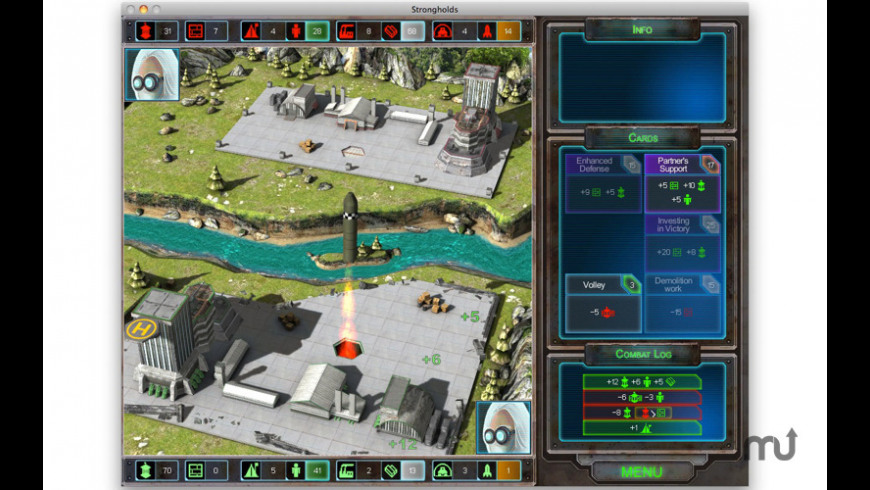 Strongholds: New Age for Mac - review, screenshots