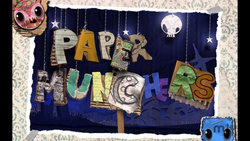 Paper Munchers for Mac - review, screenshots