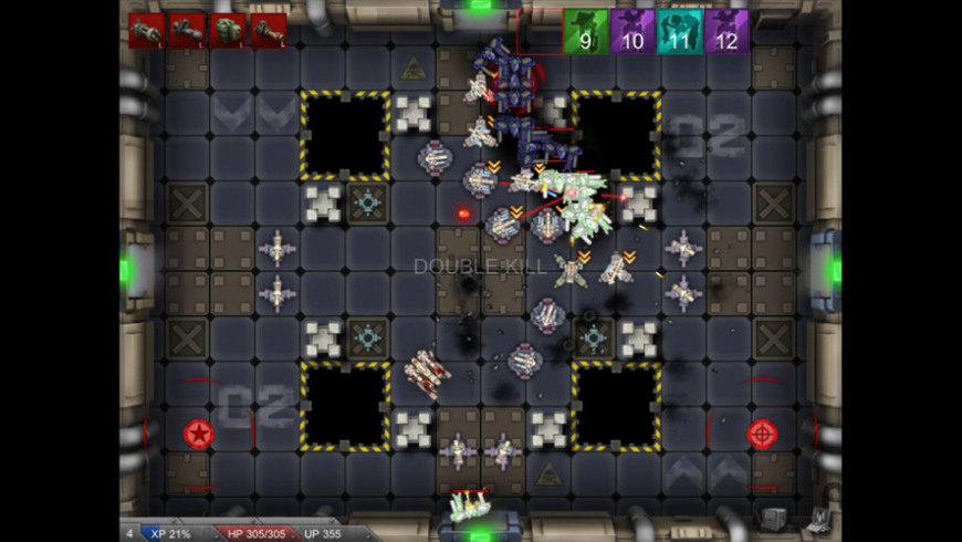 Red Storm Defense for Mac - review, screenshots