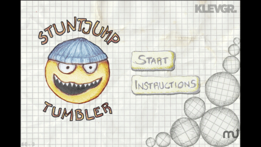 Stuntjump Tumbler for Mac - review, screenshots