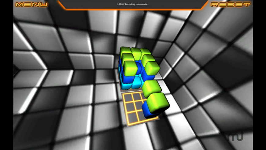 Cubotronic 3D for Mac - review, screenshots