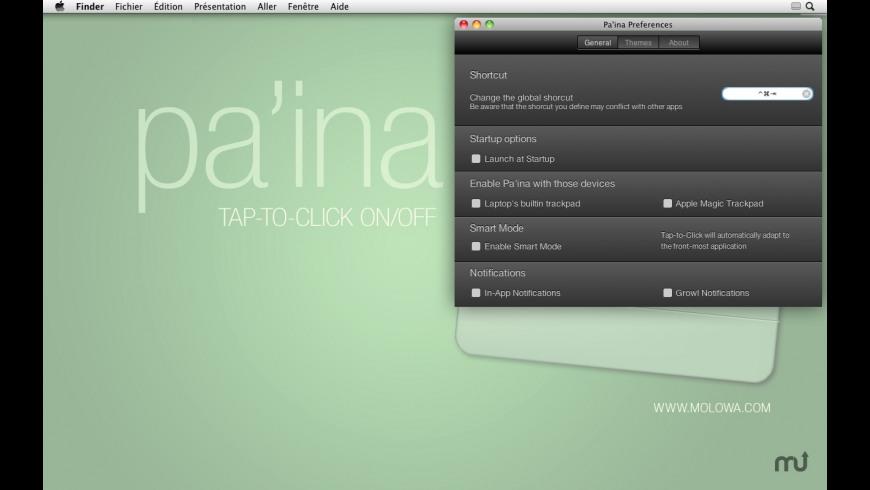 Pa'ina for Mac - review, screenshots