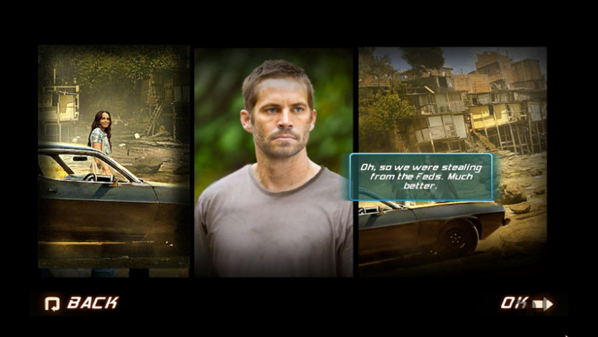 Fast Five the Movie: Official Game for Mac - review, screenshots
