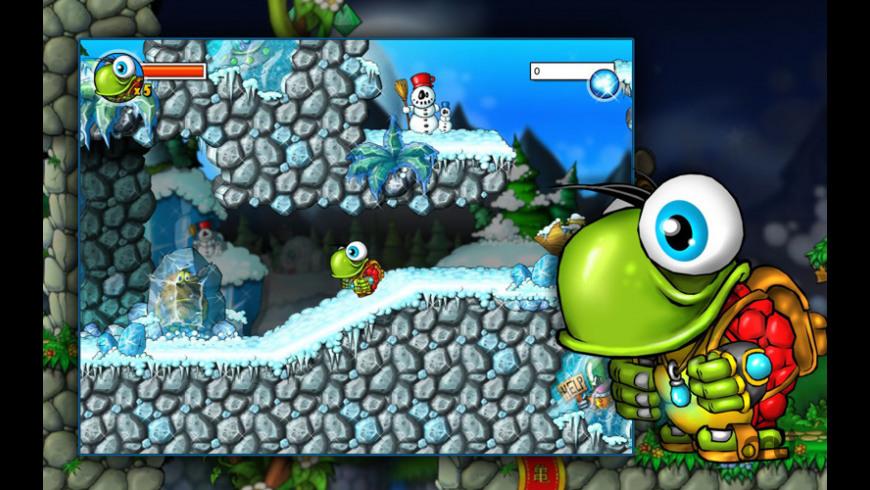 Turtix for Mac - review, screenshots