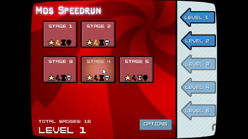 Mos Speedrun for Mac - review, screenshots