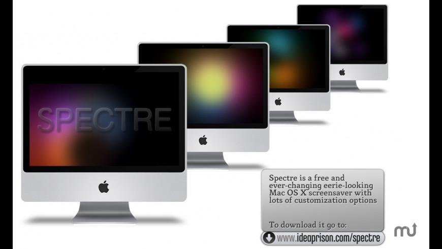 Spectre for Mac - review, screenshots