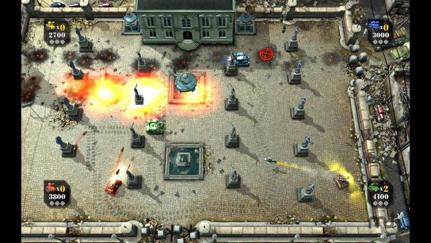 Tank Battles for Mac - review, screenshots