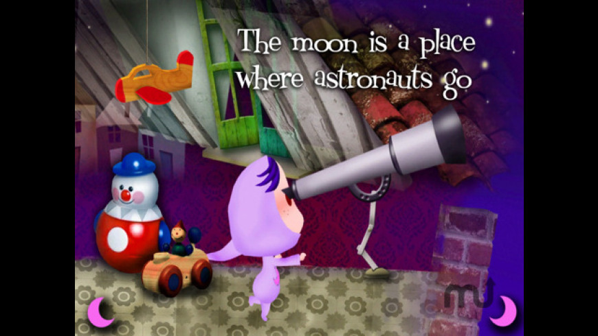 Moon Secrets for Mac - review, screenshots