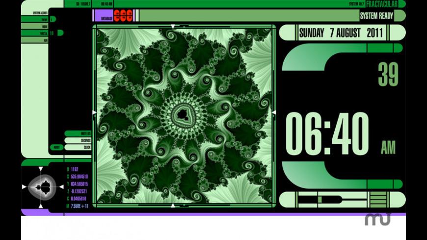 Fractacular for Mac - review, screenshots