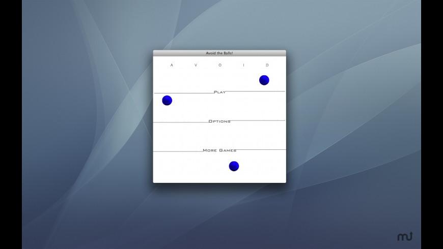 Avoid The Balls for Mac - review, screenshots