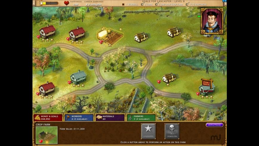 Build-a-lot - Elizabethan Era for Mac - review, screenshots