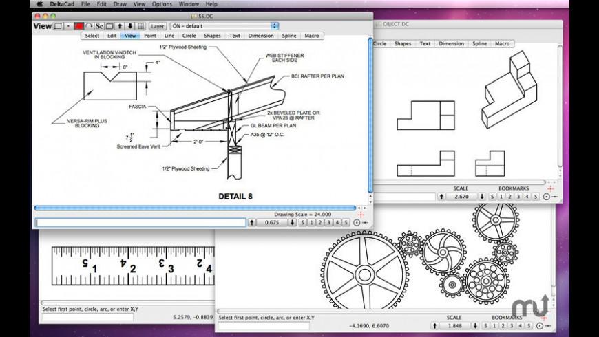 DeltaCad 8 0 21 Free Download for Mac | MacUpdate