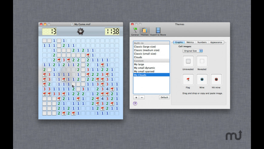 Seagoing Minesweeper for Mac - review, screenshots