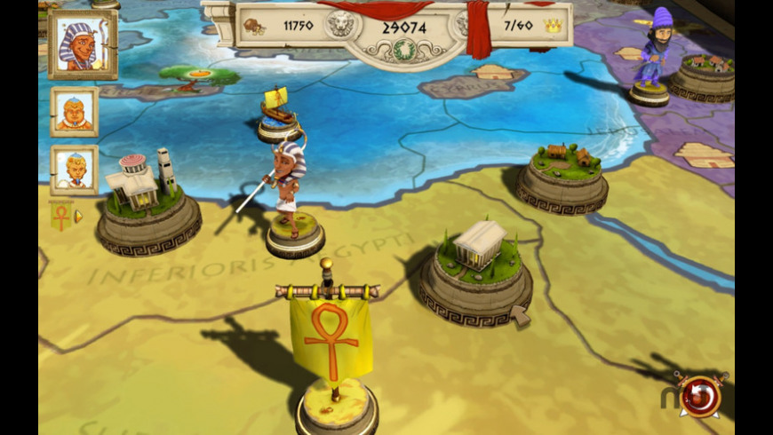 Tiny Token Empires for Mac - review, screenshots