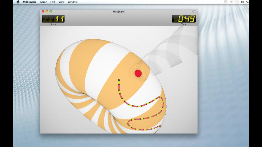 MilkSnake Torus Edition for Mac - review, screenshots
