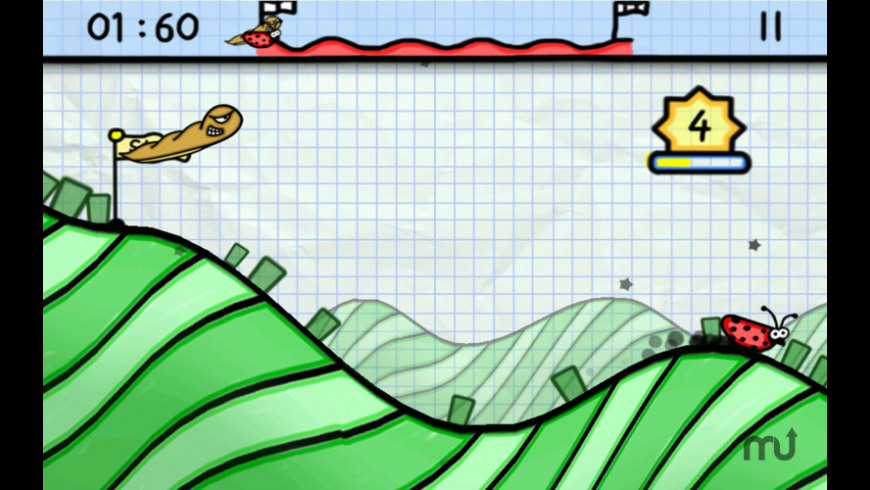 Angry Hills Plus for Mac - review, screenshots