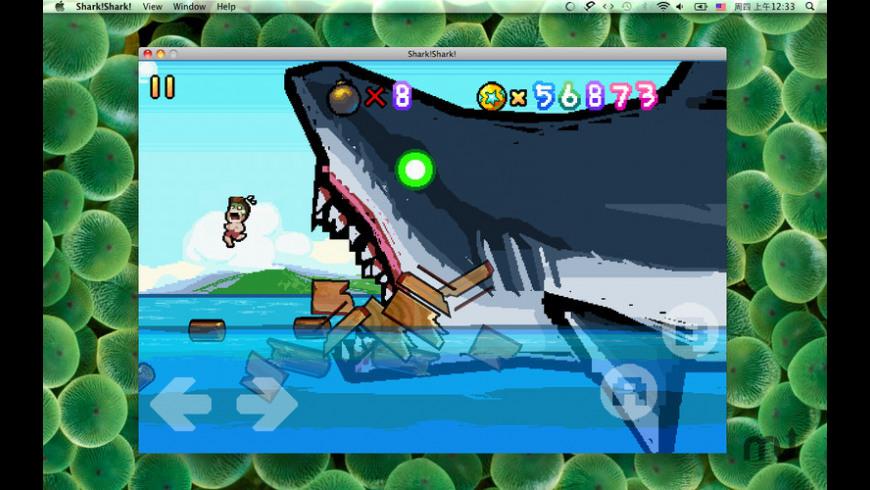 Shark! Shark! for Mac - review, screenshots