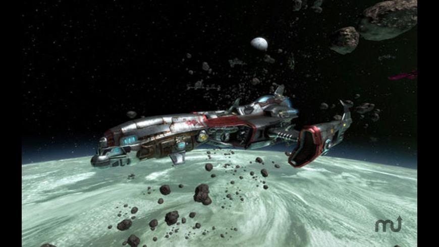 X3: Reunion for Mac - review, screenshots