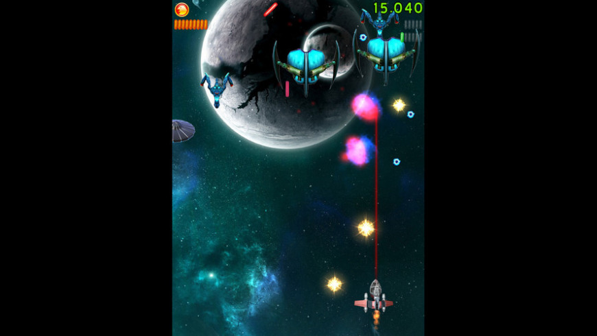 Space Falcon Reloaded for Mac - review, screenshots