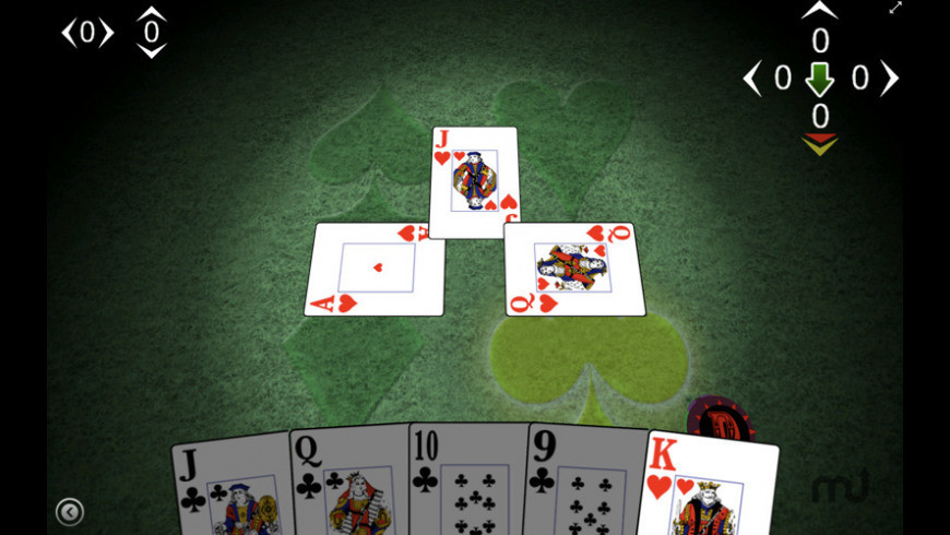Euchre 3D for Mac - review, screenshots