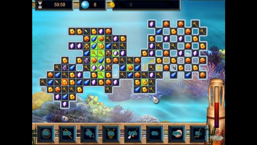The Legend Of Atlantis for Mac - review, screenshots