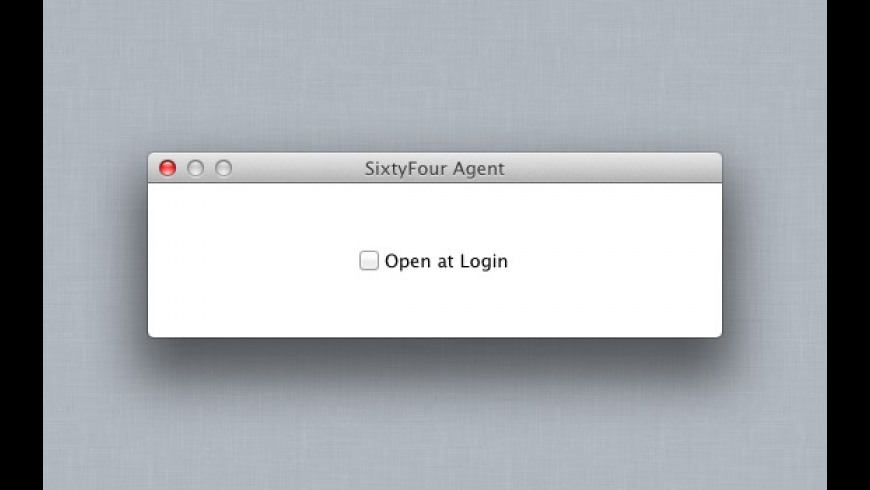 SixtyFour for Mac - review, screenshots