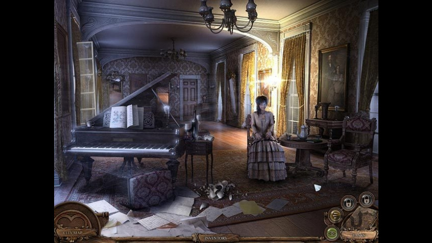 Voodoo Whisperer: Curse of a Legend Collector's Edition for Mac - review, screenshots