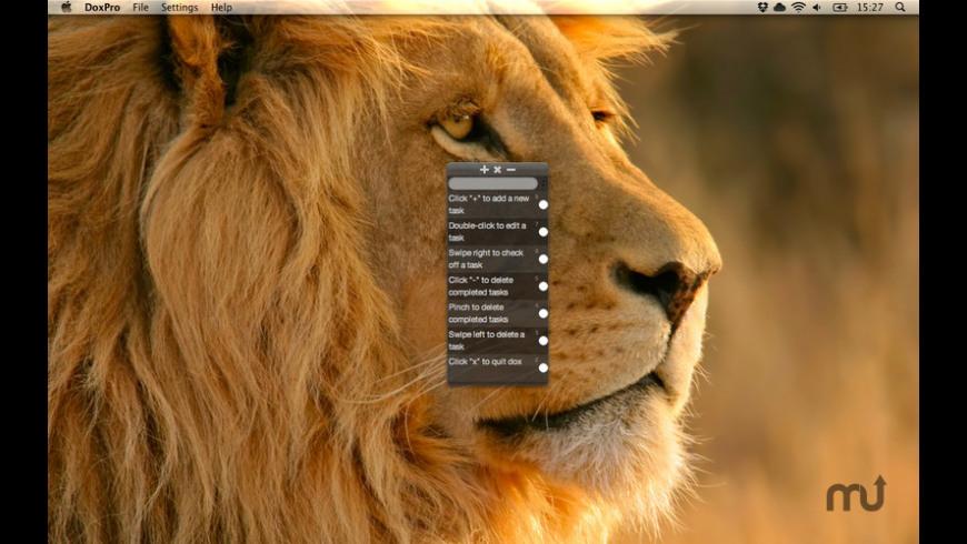 Dox Pro for Mac - review, screenshots