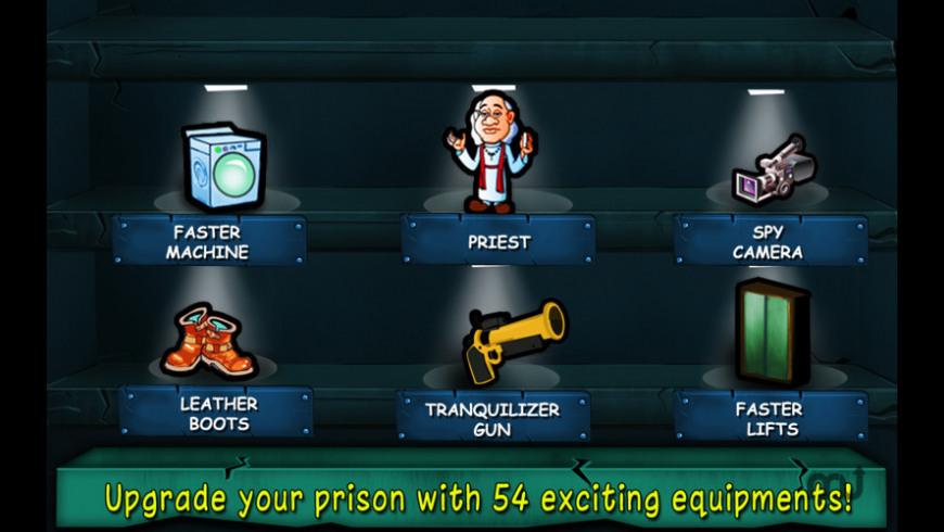 Prison Mayhem for Mac - review, screenshots