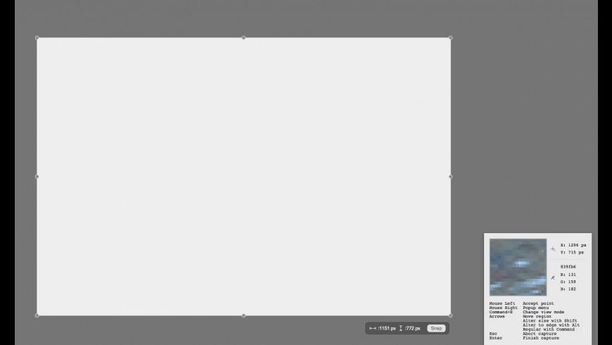 Ondesoft ScreenCapture for Mac - review, screenshots