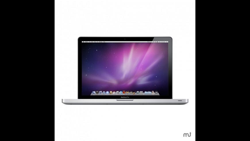 Apple MacBook Pro Video Update for Mac - review, screenshots