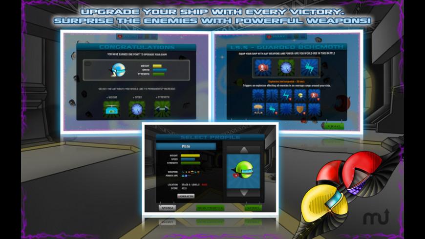 BUMPscape for Mac - review, screenshots